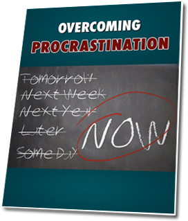 Overcoming Procrastination PLR