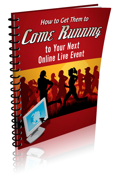 Online Event Ecover
