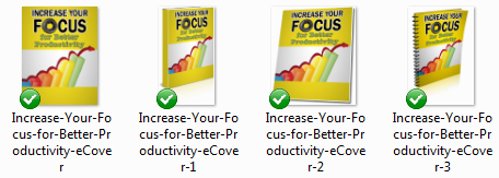 Focus for Productivity Ecover Set