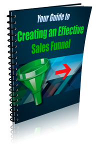 Effective Sales Funnel Ecover