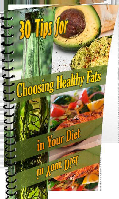 Healthy Fats Tips