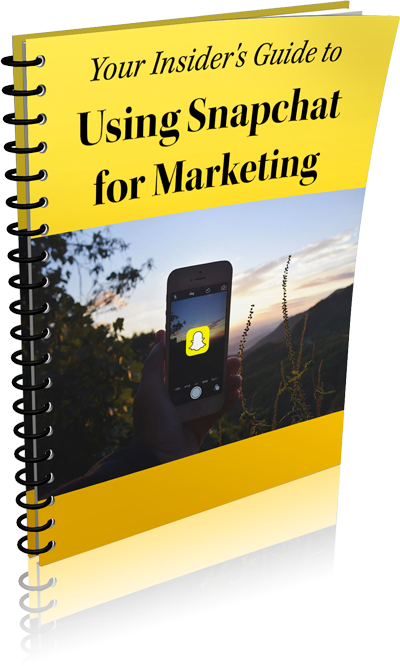 Insider's Guide Using Snapchat for Marketing