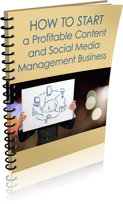 How to Start a Profitable Content and Social Media Management Business