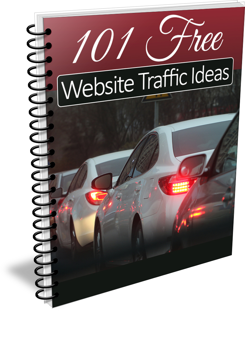 101 Free Website Traffic Ideas