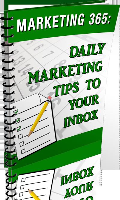 Daily Marketing Tips