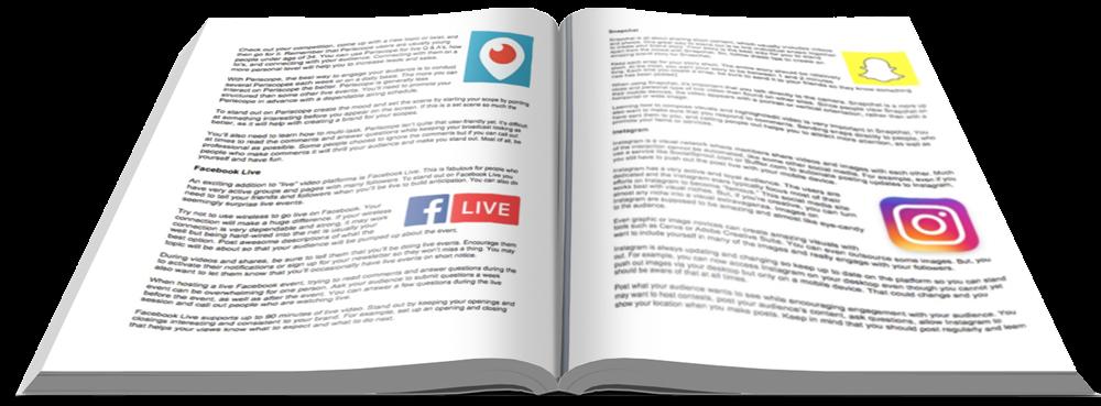 Social Media Video Generation