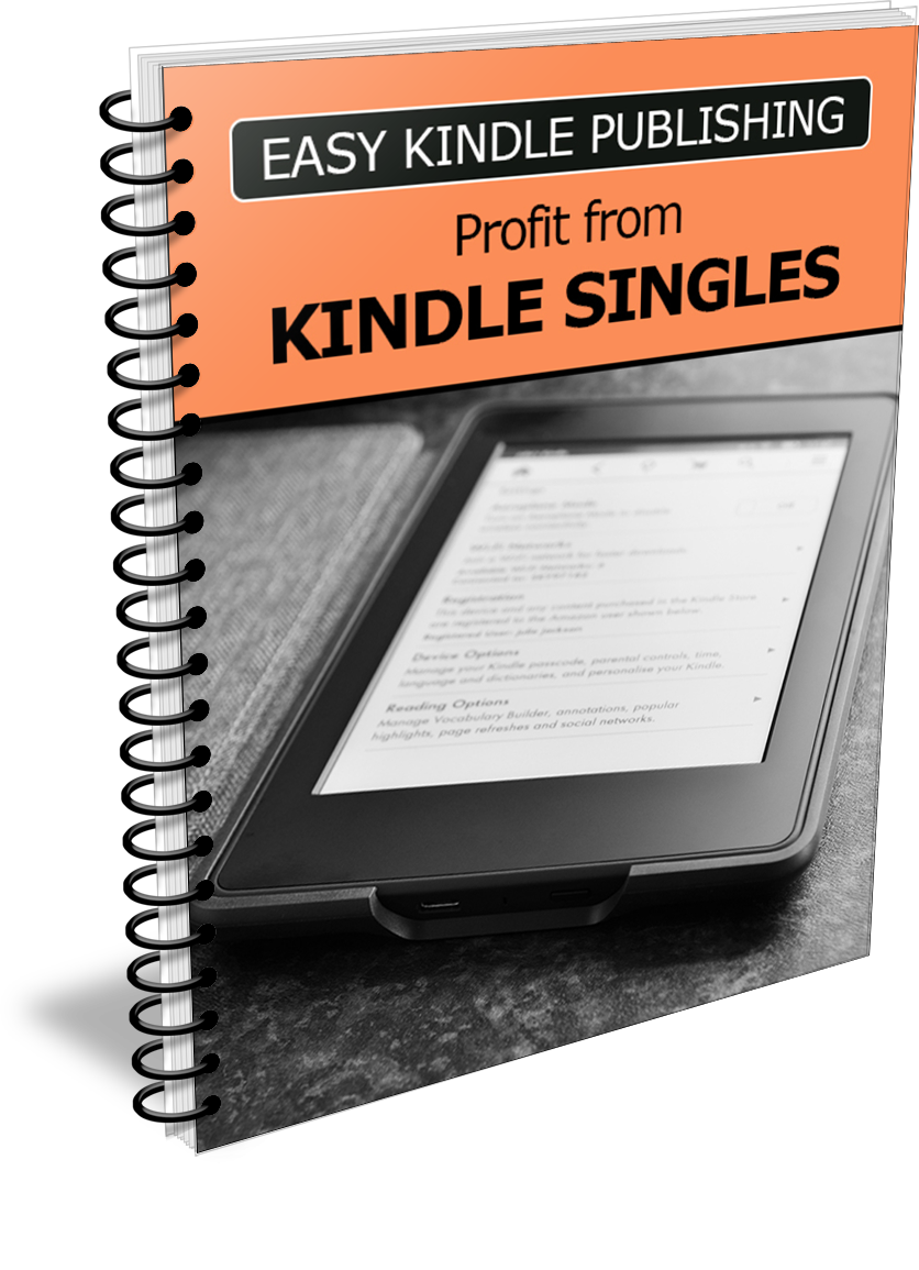 Profiting from Kindle Singles