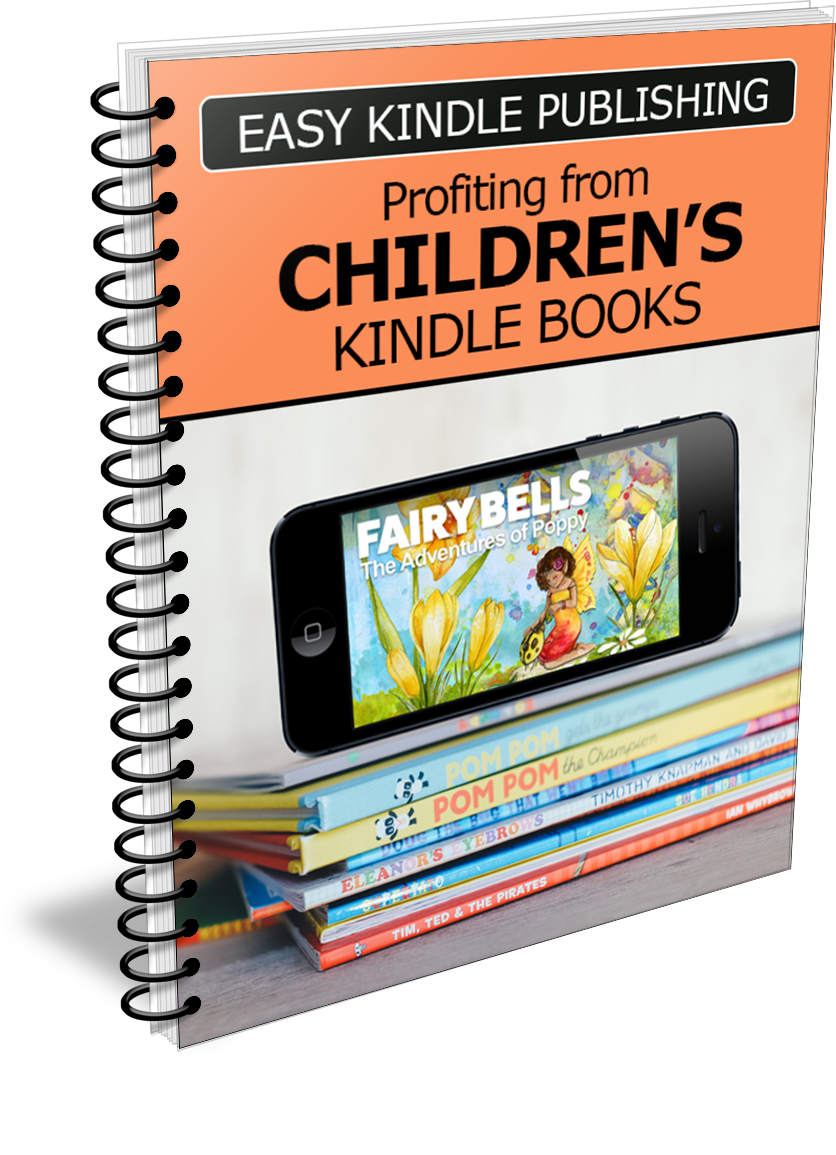 Profiting from Children's Kindle Books