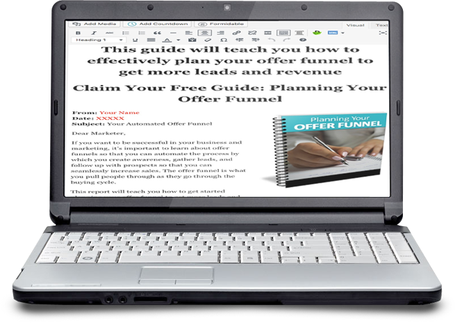 Planning Your Offer Funnel