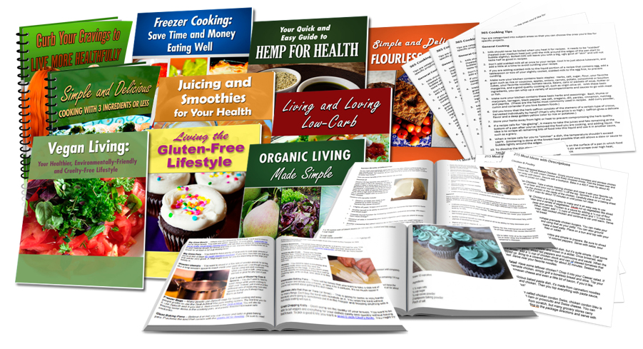 Food PLR Mega Pack - Limiited Time Only