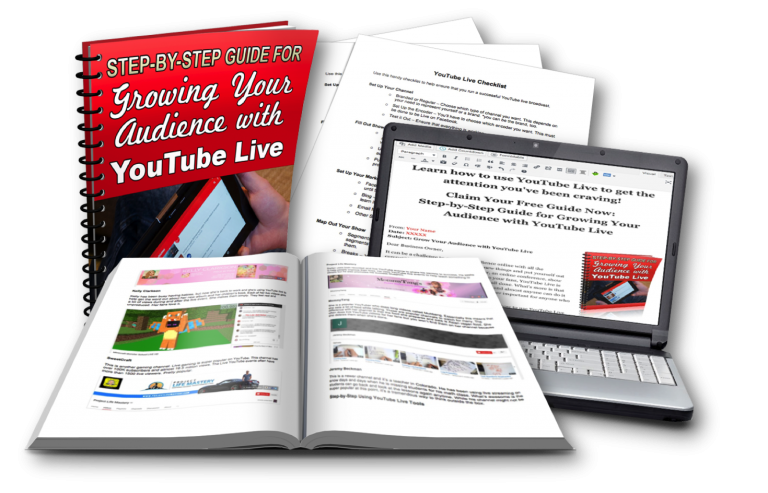 YouTube Live PLR Report