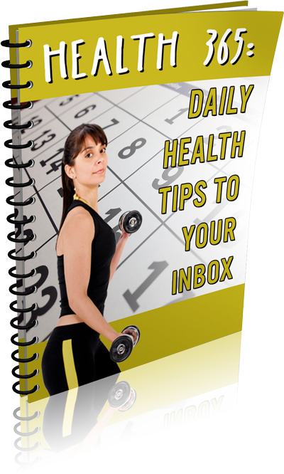 365 Daily Health Tips