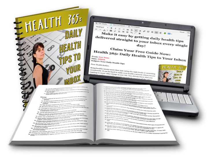 365 Health PLR Tips Image