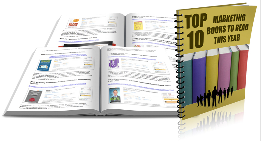 Marketing Books Top 10