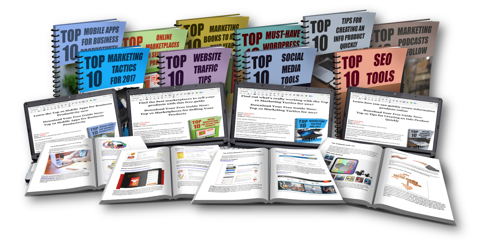 Marketing Top Ten Lists