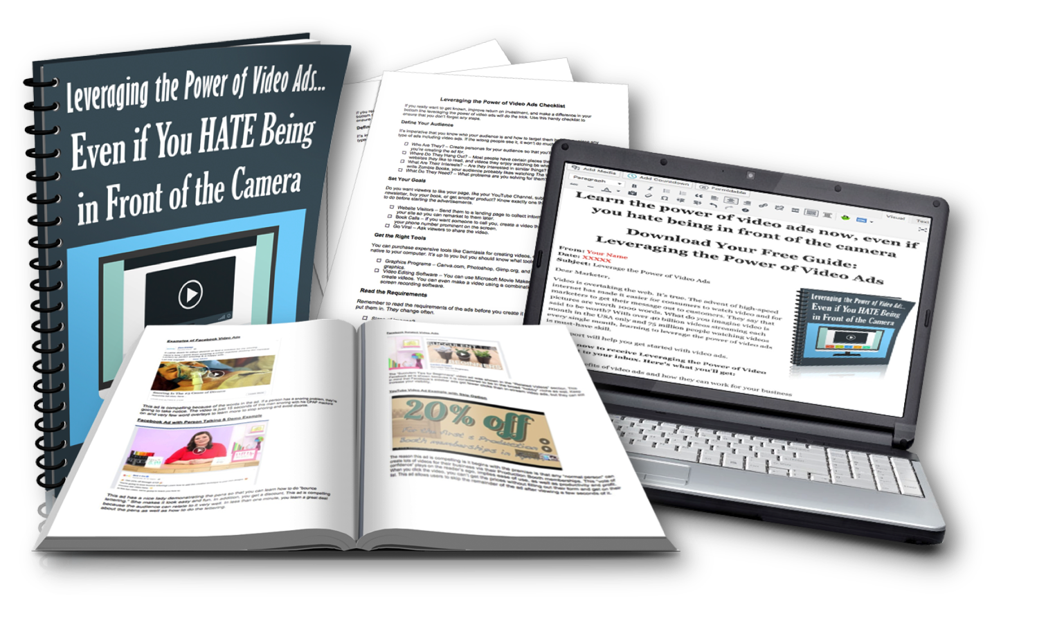 video advertising PLR