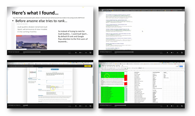 4 In-Depth Case Study Videos