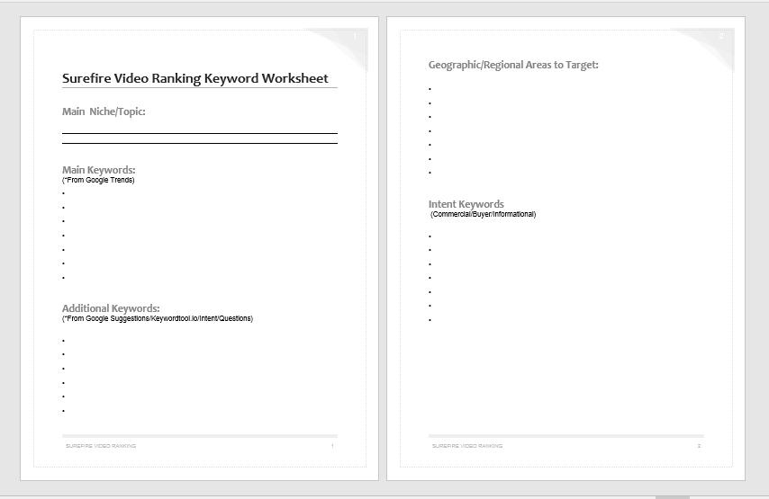 Peek Inside the Worksheet