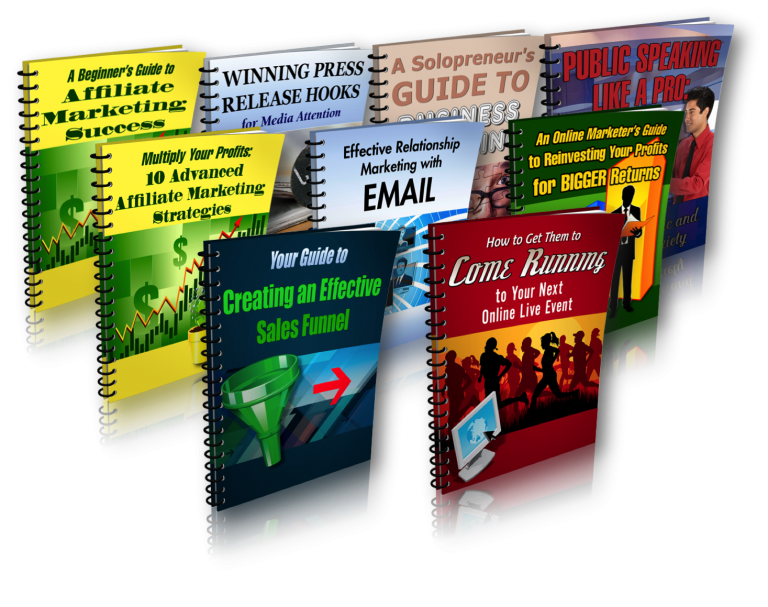 Marketing PLR Mega Pack
