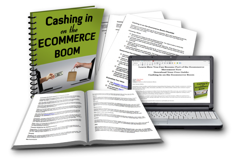 Cashing in on the Ecommerce Boom