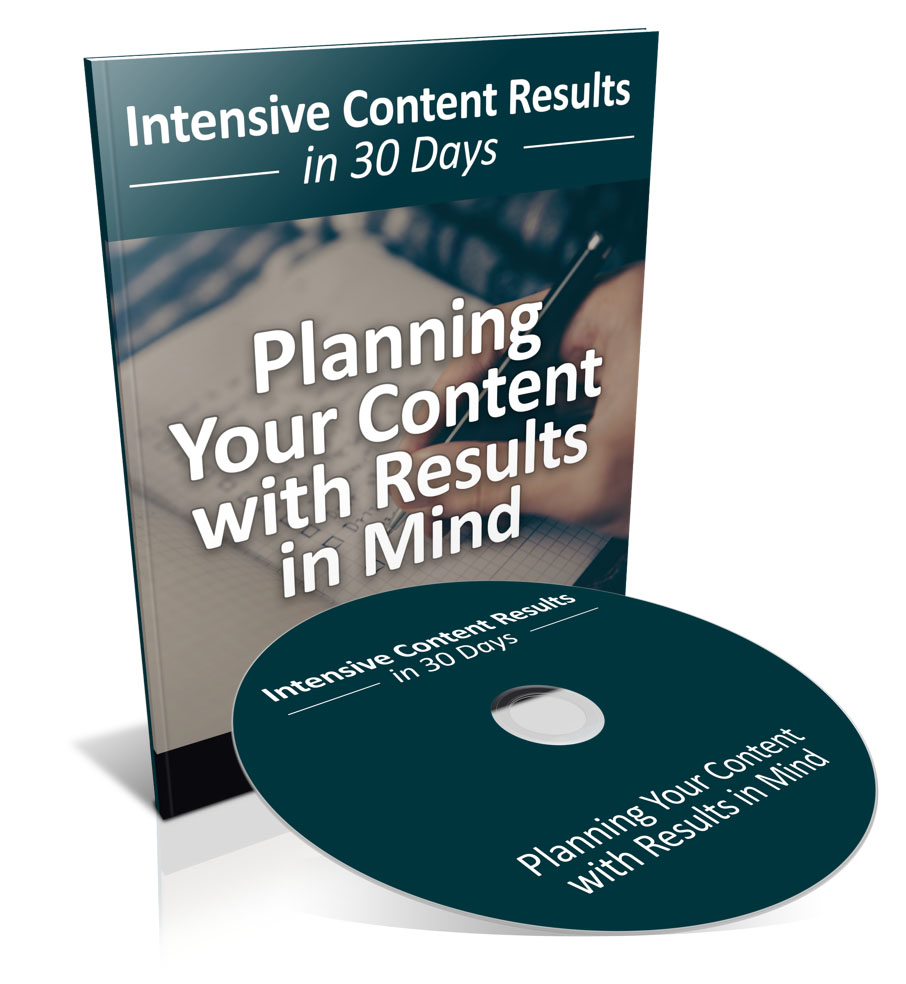 Session 1 - Intensive Content Results