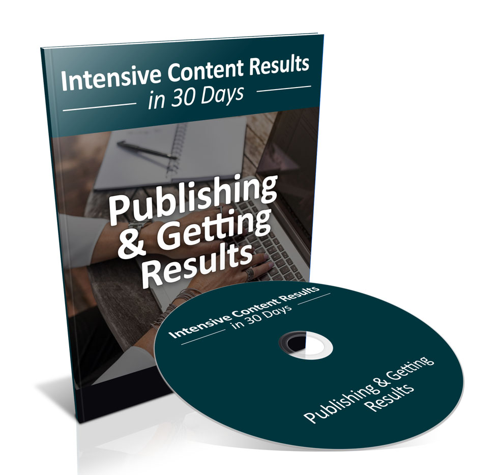 Session 3 - Intensive Content Results