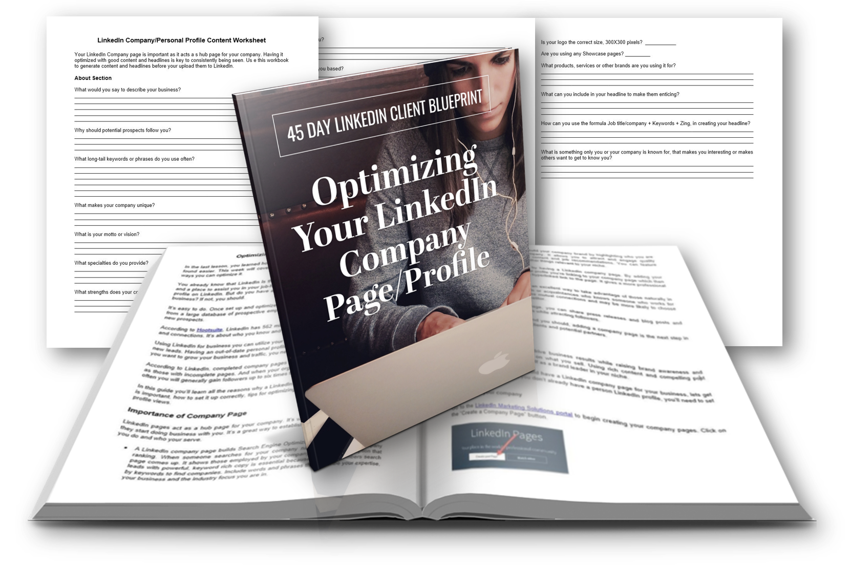 Optimizing Your LinkedIn Company Page/Profile