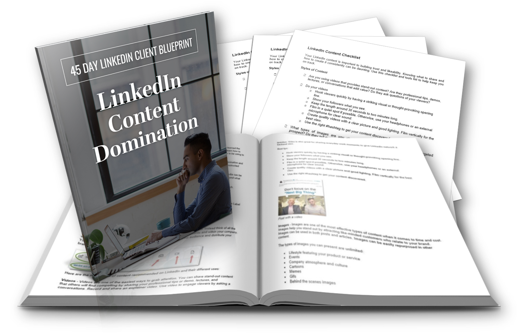 LinkedIn Content Domination Report