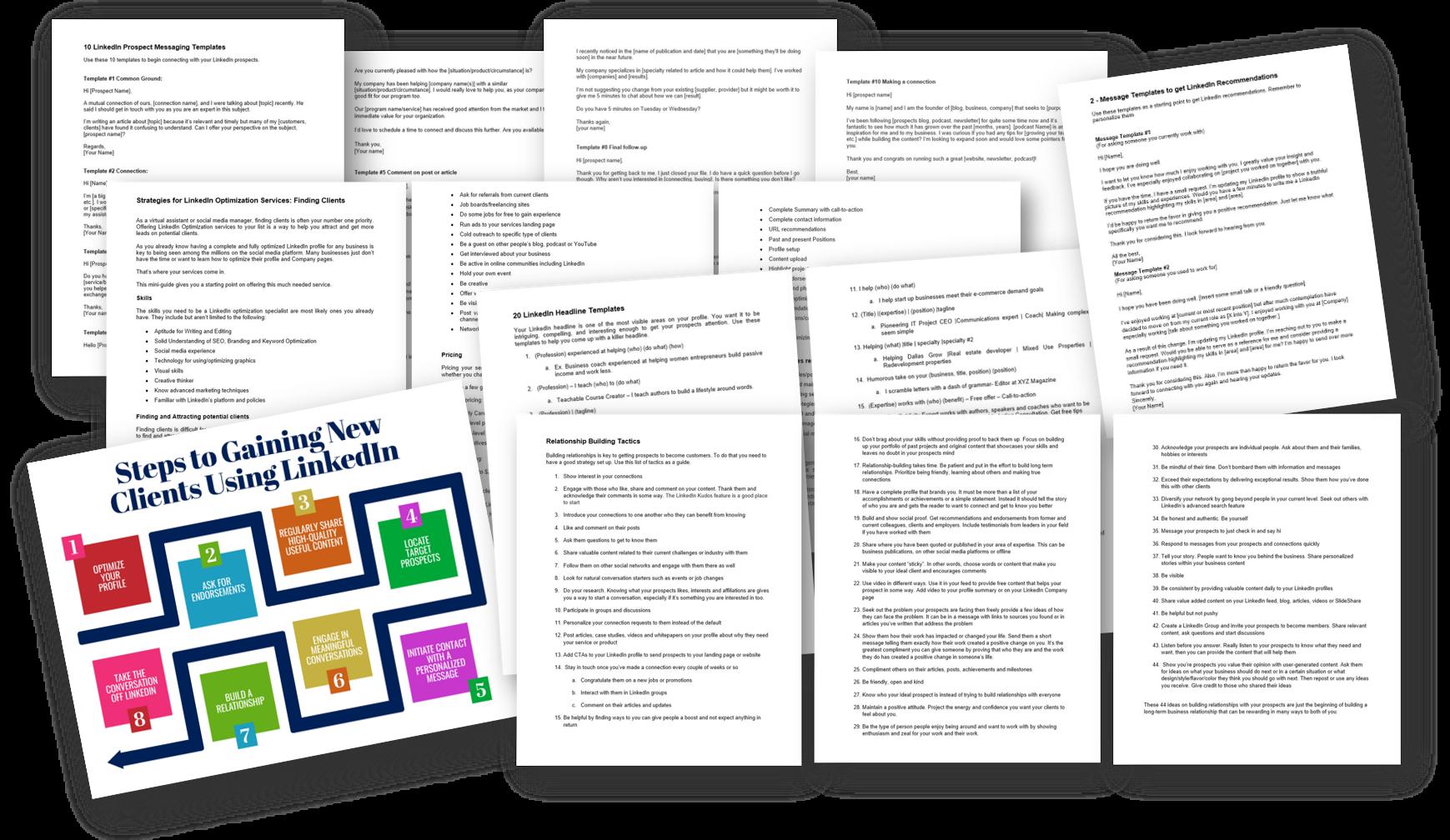 Advanced LinkedIn Client Prospecting Tactics and Tools