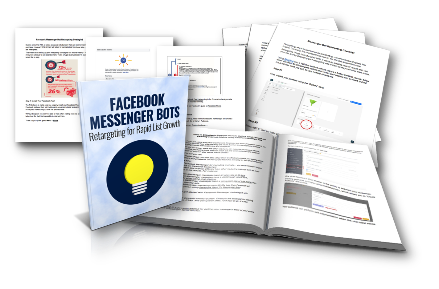 Facebook Messenger Bots Re-Targeting Strategies