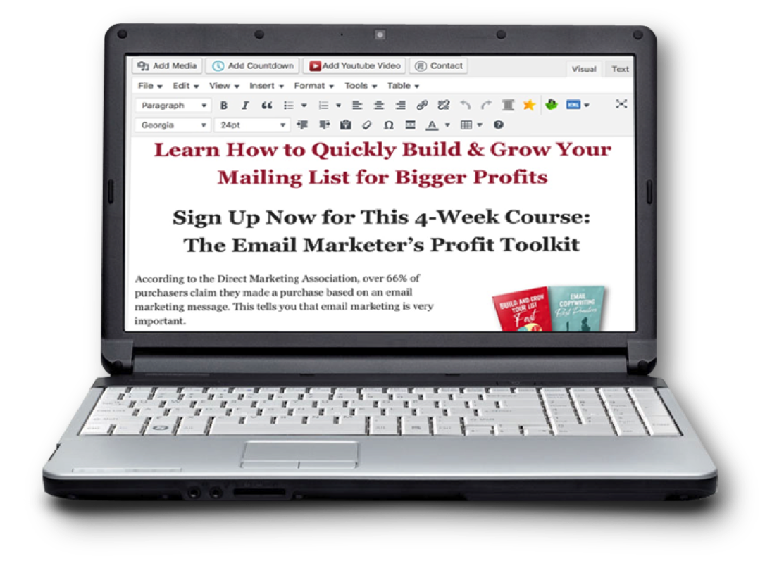 Email Marketers Profit Toolkit