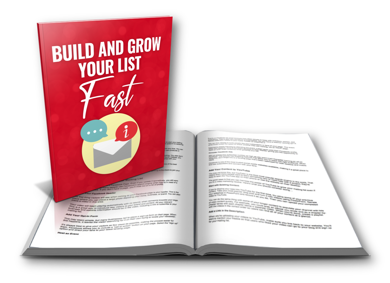 Build and Grow Your List Fast