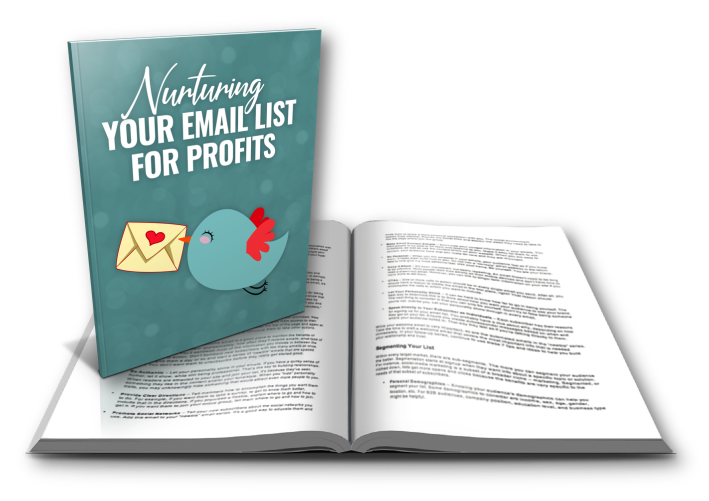 Nurturing Your Email List for Profits