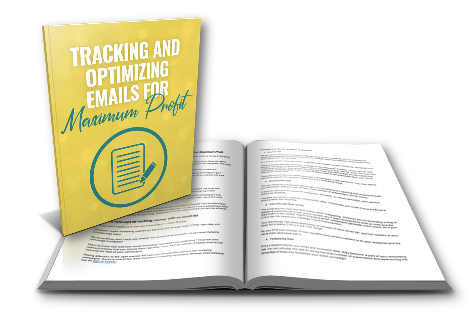 Tracking and Optimizing Emails for Maximum Profit