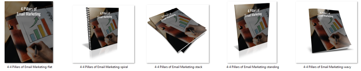 Pillars of Email Marketing Ecovers